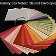 Memory Box Company Notecards