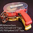 ATG Tape Guns
