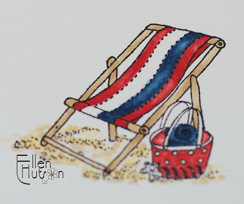 Beach Chair Color