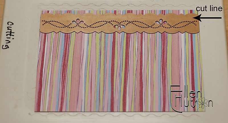Decorative Paper Accent