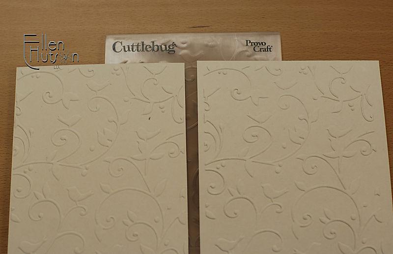 Cuttlebug Folder