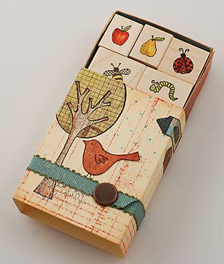 Match Box Teacher Gift