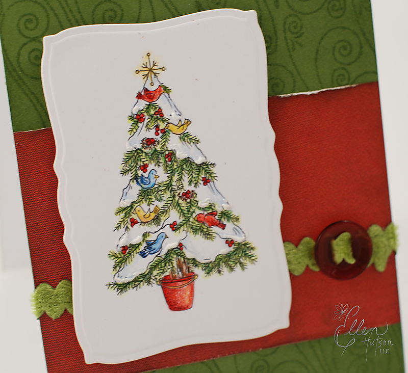 Christmas Tree Birds 2