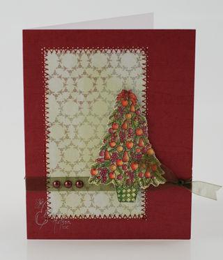 Della Robbia Christmas Tree