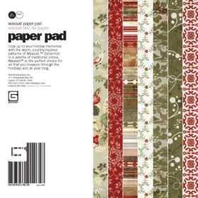 Wassail Paper Pads