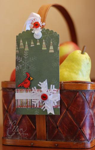 Cardinal Memory Box Tag