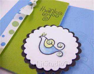 Bird card 5