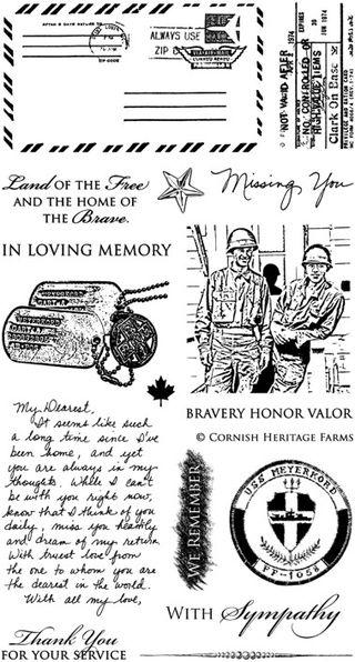 LL6019GUM We Remember (War)