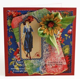 Fashionista Card