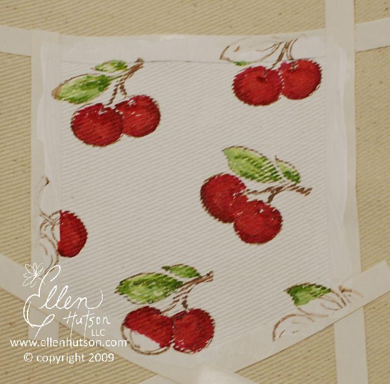 Cherry Apron 3
