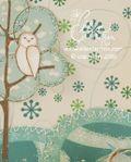Wintry Owl Scene Sneak