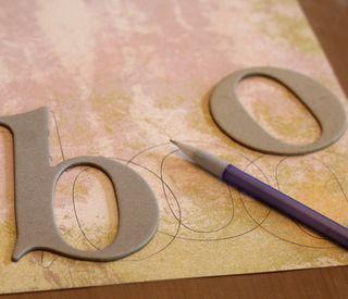 Stitching layout 1