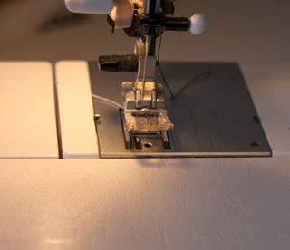 Sewing machine 6