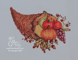 Cornucopia Colored