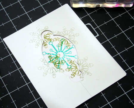 Stamp-ornament