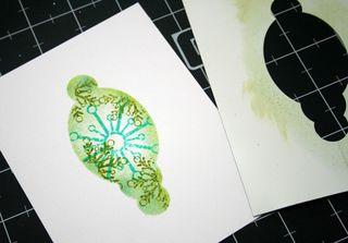 Sponged-image