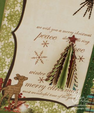 Tree Scene Closeup