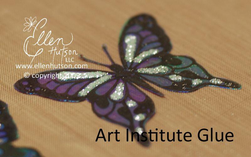 Art Institute Glitter Glue