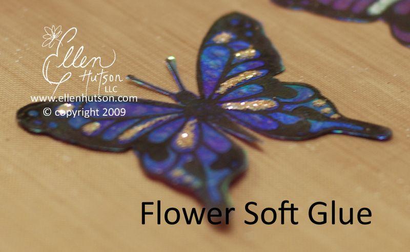 Flower Soft Glue