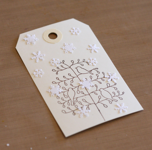 EH snowflake mask tag tutorial 5