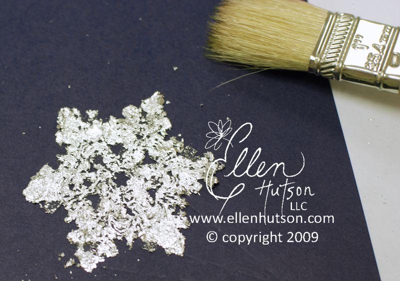 Silver Leaf Brush