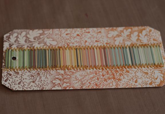 Multi-color napkin ring 8
