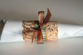 Multi-color napkin ring 11