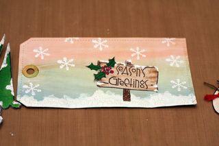 Season's Greetings Tag 376