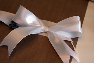 Tag Ribbon Garland 7