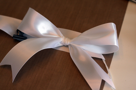 Tag Ribbon Garland 7
