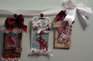Tag Ribbon Garland 10
