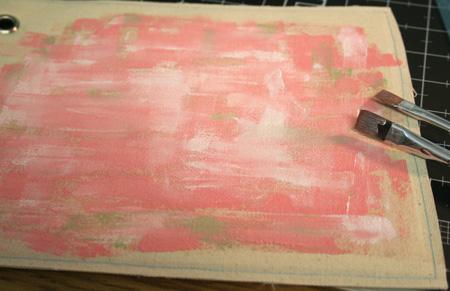 Studio-painted-canvas-album
