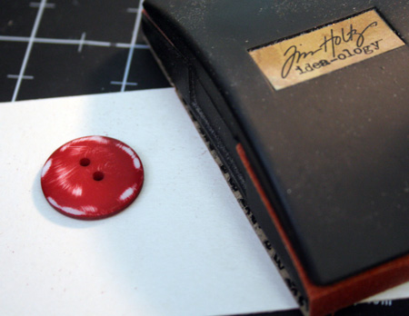 Sanded-button-detail