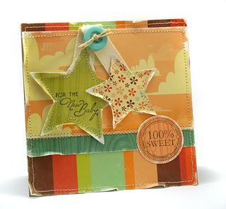 Stars-for-baby-card