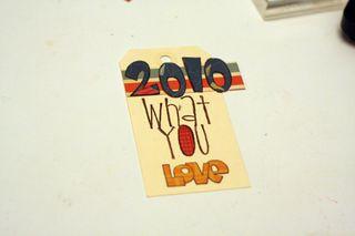 Tag Memory book 10