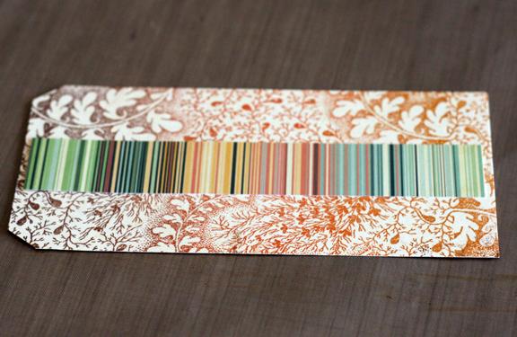 Multi-color napkin ring 7