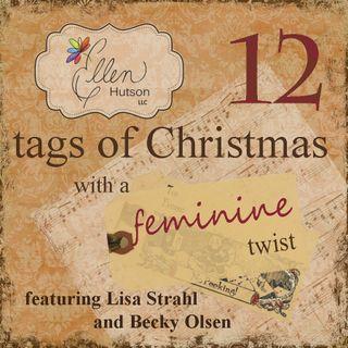 12 tags with a feminine twist NEW