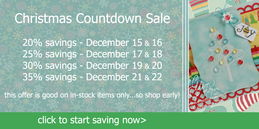 Christmas Countdown Sale