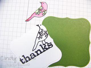 Ha thanks card 3