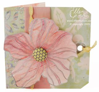 Floral Tag Card copy