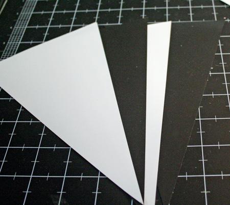 Cut-pennants