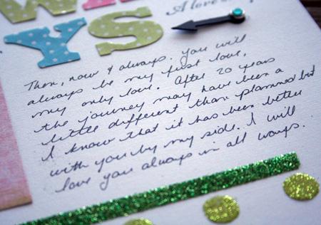 Journaling-closeup