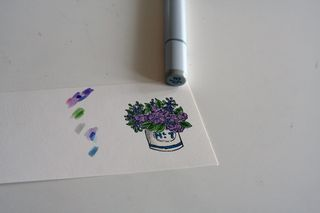 Mother's day pin card 14