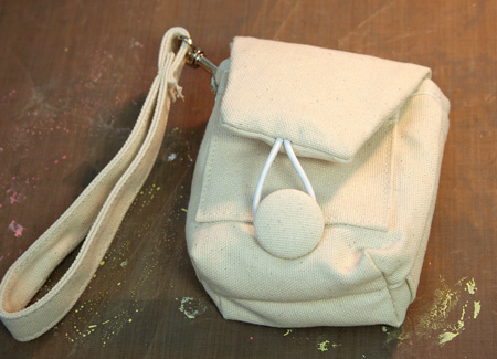 Canvas-camera-bag