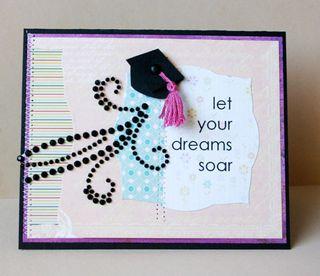 congrats grad card by kim hughes the classroom