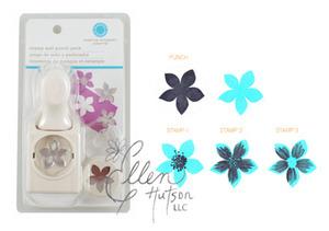 Flower post MS