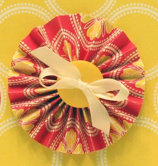 Accordion Flower 8