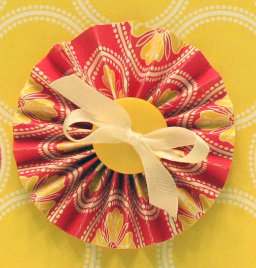 Accordion Flower 8