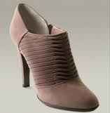 Pleats shoes