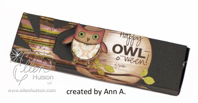 Anns Pencil Holder